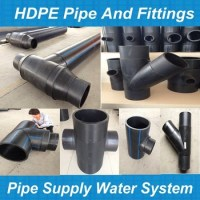 Polyethylene (pe) Pipes And Fittings-pe100 Gas Pipe ...
