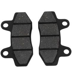 get quotations mmg front disc brake pads set 49cc up to 150cc gy6 scooter mopeds fits tao tao [ 1000 x 1000 Pixel ]