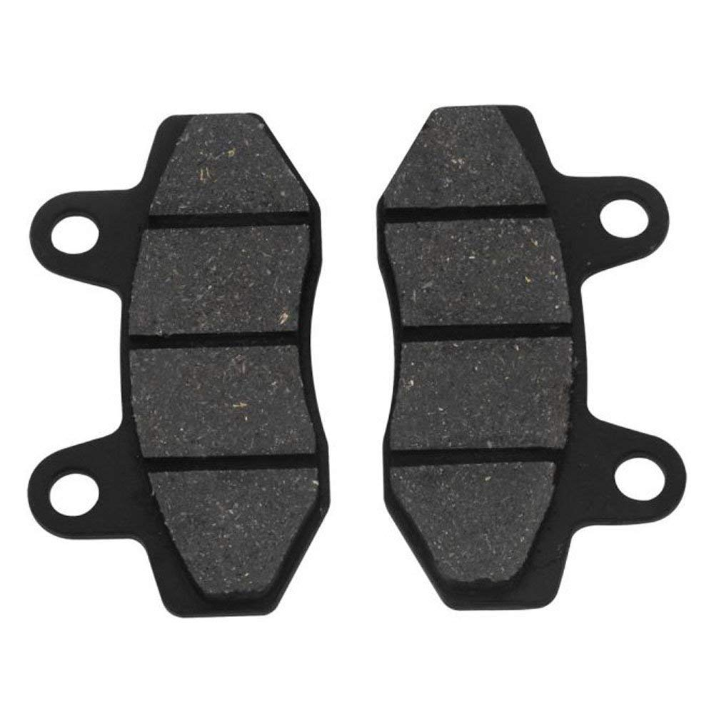 medium resolution of get quotations mmg front disc brake pads set 49cc up to 150cc gy6 scooter mopeds fits tao tao