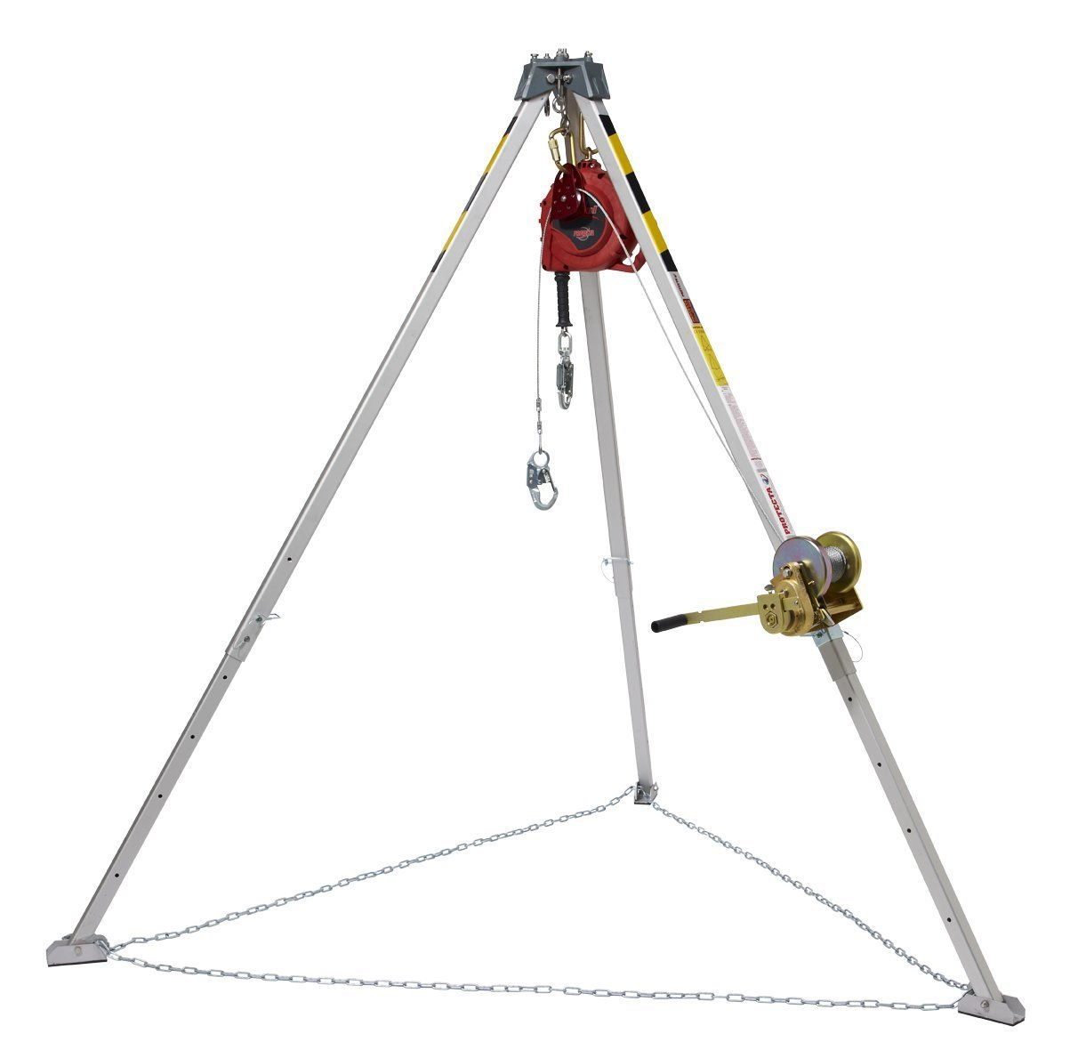 Buy Protecta Pro Ak105a Confined Space Aluminum Tripod 8