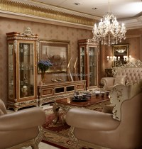 Elegant Palace Entertainment Furniture,Noble Classic Wood ...