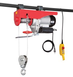 lifting tools pa 1000 mini electric hoist winch 1000 kg [ 1200 x 1200 Pixel ]