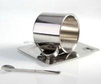 Wholesale Funky Handle Stainless Steel Custom Coffee Mug ...