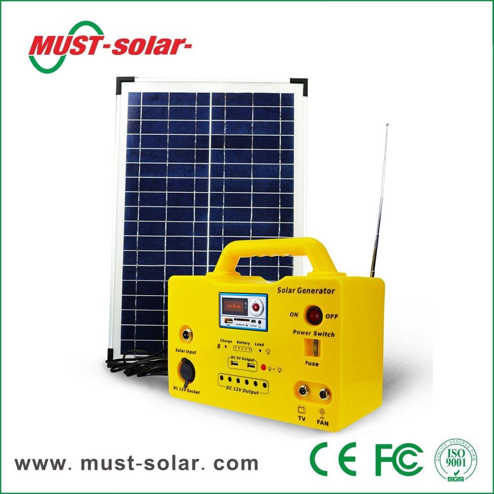 laoa kit solaire a panneau solaire mini kit d eclairage solaire 20w avec chargeur de mobiles usb mp3 radio ampoule led buy mini kit d eclairage