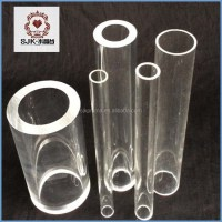 Large Diameter Clear Acrylic Hollow Tube,Clear Plastic ...