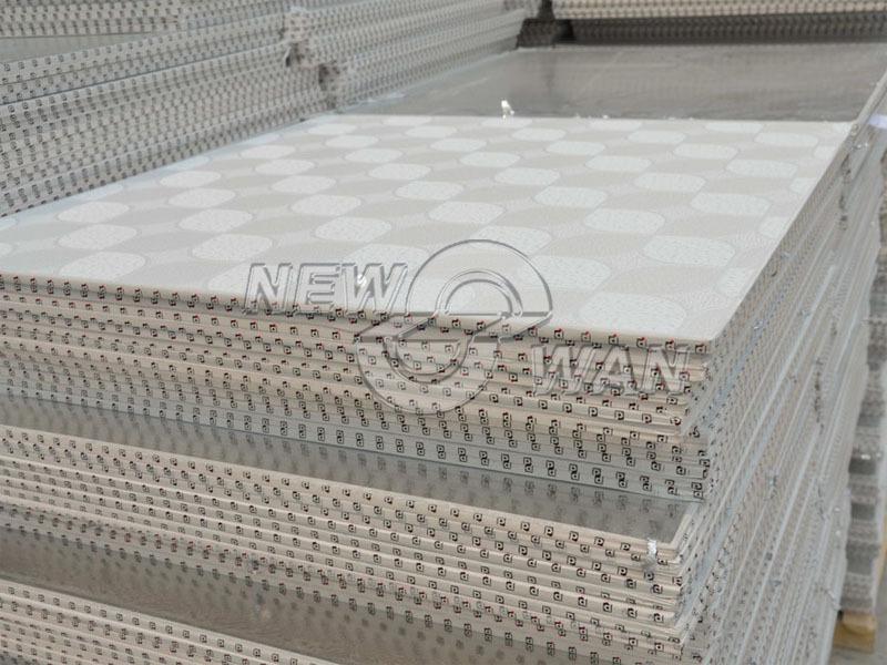 Gypsum Ceiling Tiles / Insulated Ceiling Tiles / Gypsum