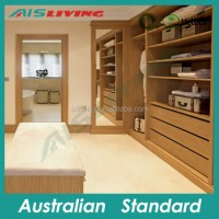High End Quality Dressing Room Cabinets Designs Wooden ...