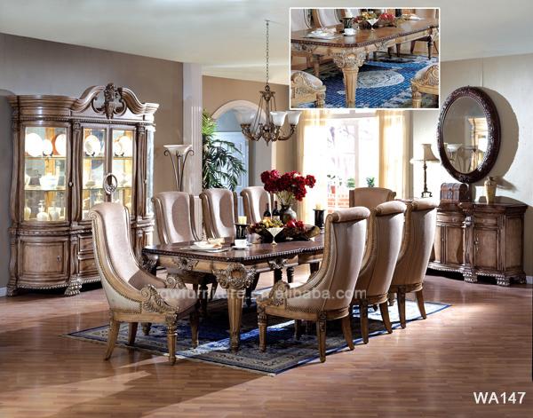 Top Dining TableRoyal Dining Room Furniture Sets Wa141 Buy Top Dining TableDubai Dining