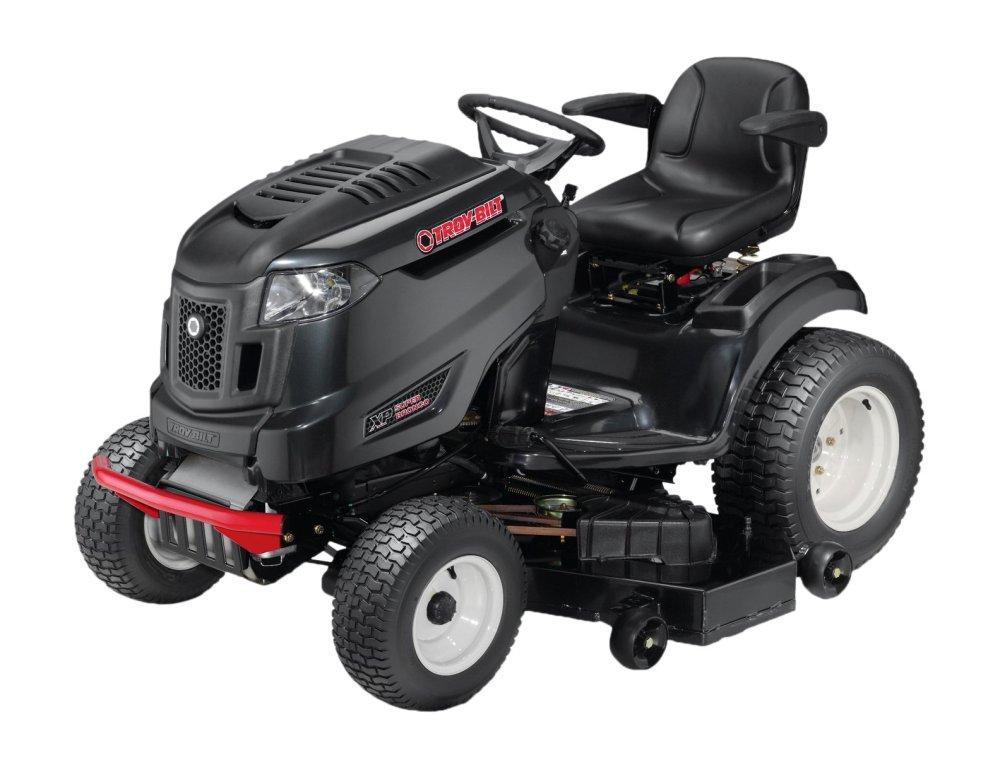 medium resolution of troy bilt super bronco xp 25hp 54 inch fab deck electric start lawn tractor