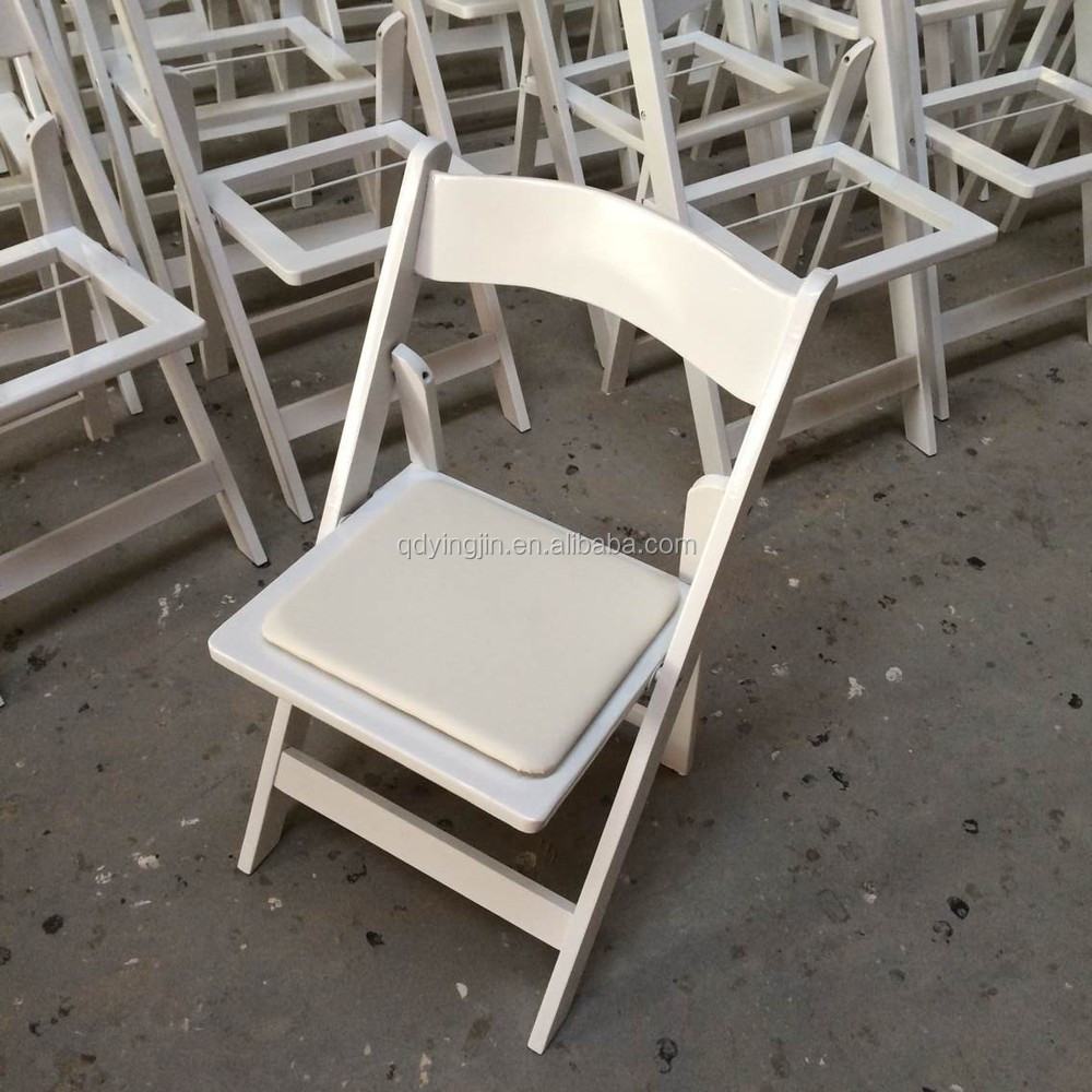 wholesale folding chairs walmart leather chair americana wedding white wood