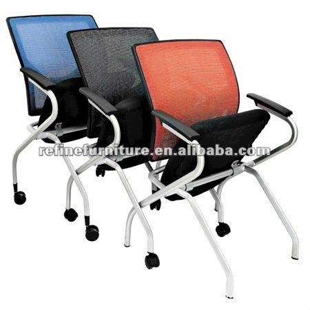 chaise de bureau pliable de haute
