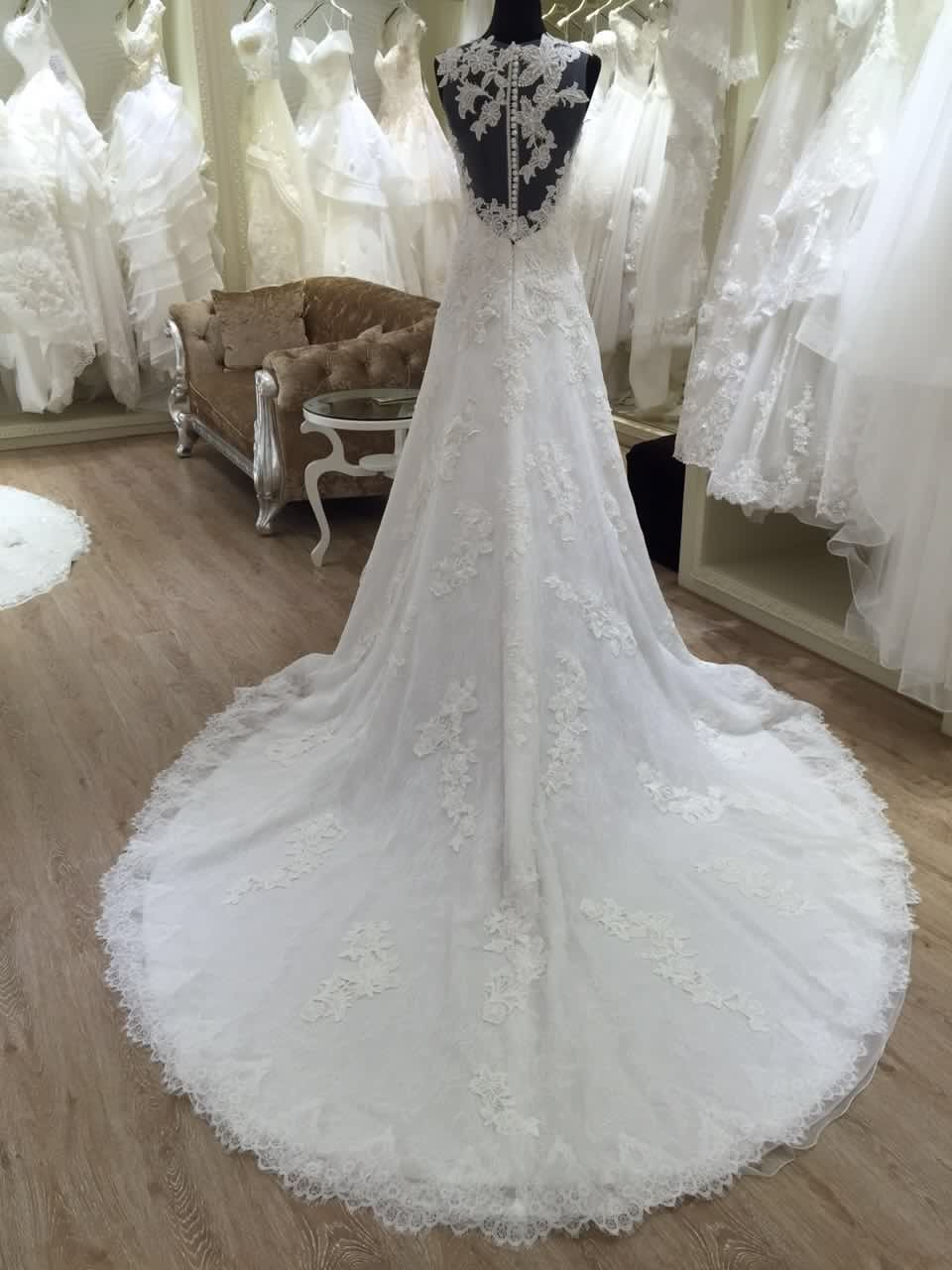 2016 Spanish Style Lace Wedding Dresses Made In China  Buy Spanish Style Wedding Dresses