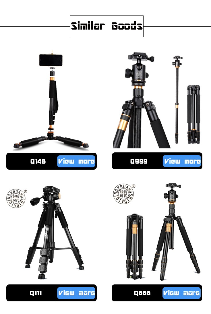Q440 6kg Load Cheap Stable Handheld Professional Dv