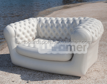 chesterfield sofa material cat proof covers hot sale pvc inflatable buy