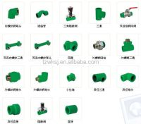 Water Supply Ppr Pipe Fittings Male Threaded Union - Buy ...