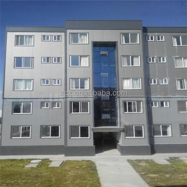 Steel Building Multi Y Prefabricated Apartments