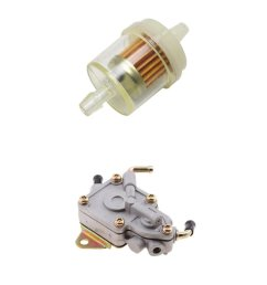 baoblaze fuel pump filter for yamaha rhino 450 660 utv 5ug 13910 01 [ 1200 x 1200 Pixel ]