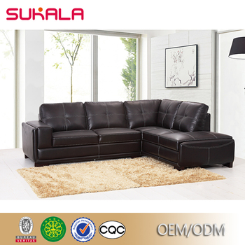 contemporary leather sofa bed quality malaysia wholesale modern european executive office living room bedroom furniture brown corner