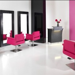 Pink Salon Styling Chair Ergonomic Varier Beauty For Sale F735a Buy Grey