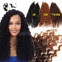 Crochet Freetress Deep Twist braiding hair crochet hair ...