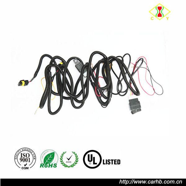 Heavy Duty Wiring Harness Kit For Led Light Bar 300w 12v