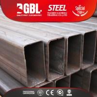 Erw Welded Rectangular Black Steel Pipe Weight Per Meter ...