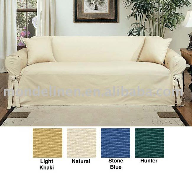 chair covers cotton taupe dining room white sofa cover