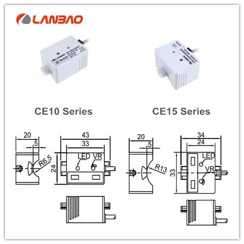 Capacitive Level Sensor Powder Level Sensor wiring diagram