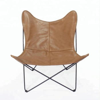 lounge chair living room furniture arranging around tv pu leather leisure butterfly buy