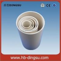 6 Inch Diameter Plastic Upvc Pipe Schedule 20 - Buy Upvc ...