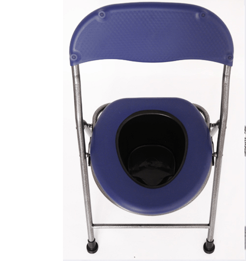 folding chair for bathroom revolving wing wholesale high quality commode used toilet elderly