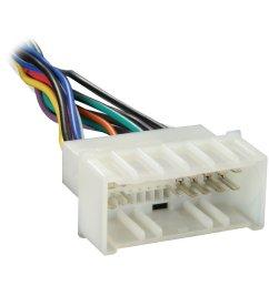 metra 70 1004 radio wiring harness for kia hyundai [ 1500 x 1500 Pixel ]
