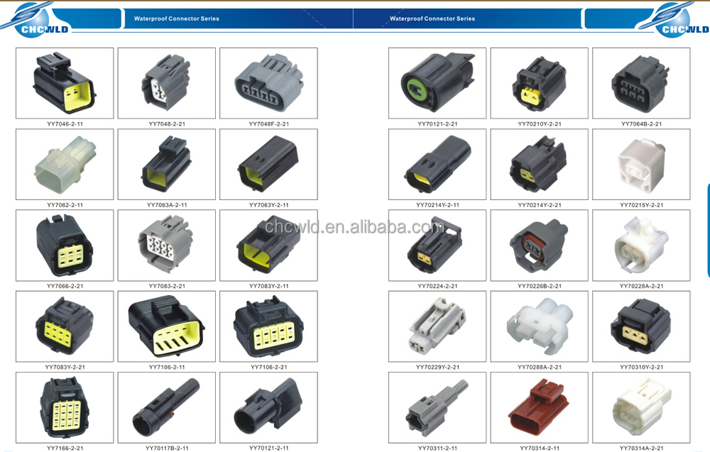 7116-4025 Female Automotive Connector Terminal In Stock
