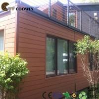 Wpc Wall Cladding Exterior Panels Siding - Buy Exterior ...