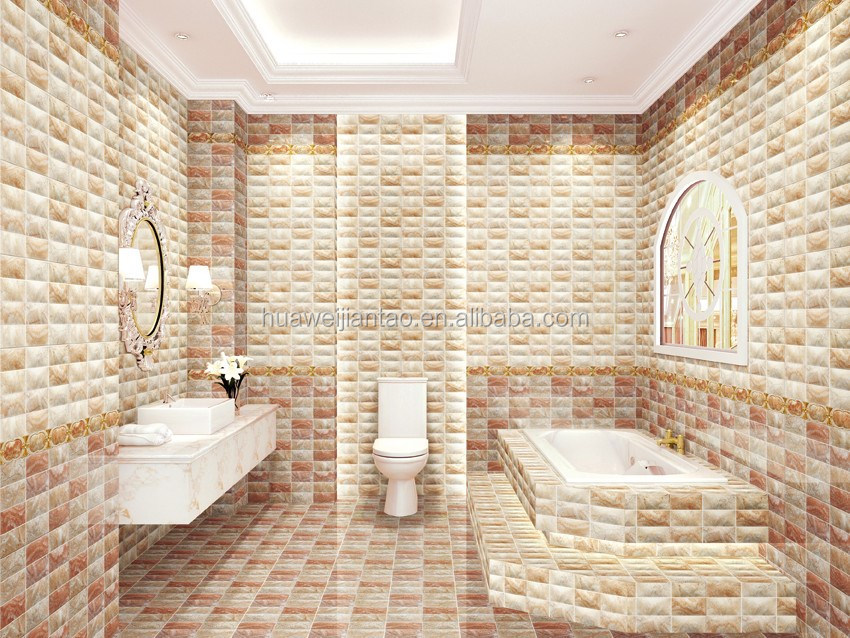 Latest Wall Tiles Design