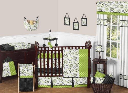cheap gender neutral baby bedding find