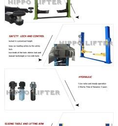 two post car lift schematic [ 750 x 1203 Pixel ]