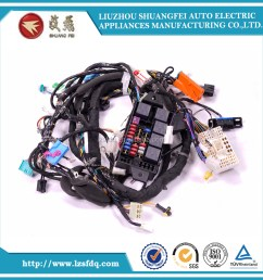 mini truck instrument panel wiring harness assembly [ 1000 x 1000 Pixel ]