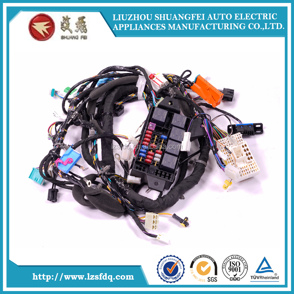 hight resolution of mini truck instrument panel wiring harness assembly