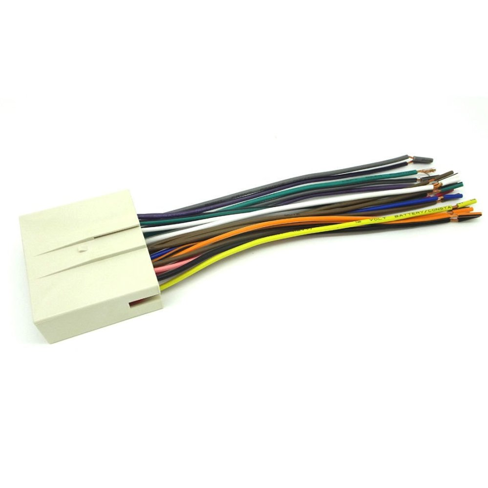 medium resolution of get quotations conpus ford car stereo cd player wiring harness wire aftermarket radio install plug