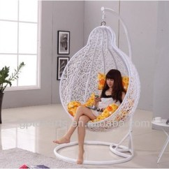 Hanging Chair Outdoor Reproduction Designer Chairs With Cushion Swing Calabash Shape Gazebo