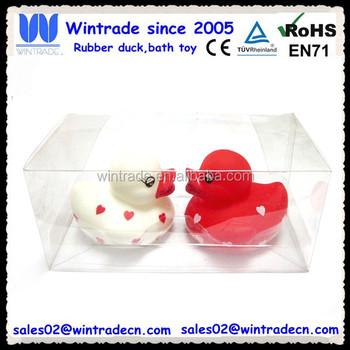 Plastic Heart Duck For Lady Buy Plastic Heart Duck For