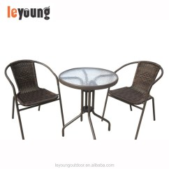 2 Chairs And Table Rattan Banquet Chair Covers For Sale In Canada 3pcs Bistro Set With 1 Buy