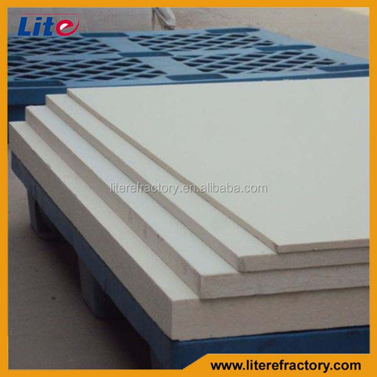 Fireplace Heat Resistant Board High Temperature Insulation