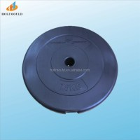 Plastic Weigh Plates Manufacture Mold Barbell Weight Plate