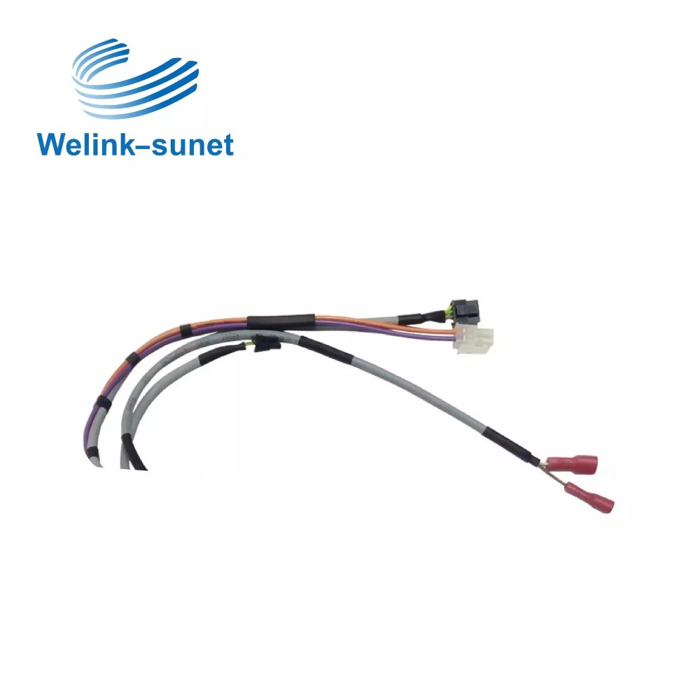 medium resolution of molex mic fit 24p add super flexible cable the machine control wire harness for communication equipment