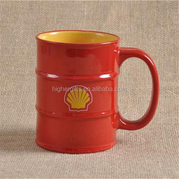oil barrel shaped novelty