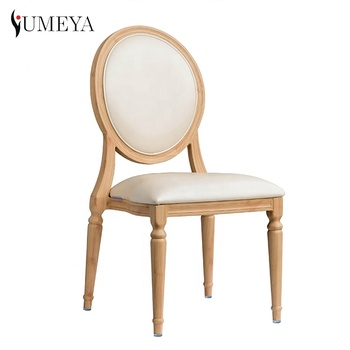 louis xv chair hanging hammock south africa classic french buy aluminum stacking round back imitated wood product on alibaba com