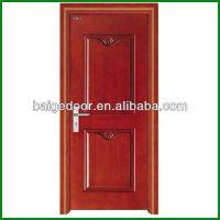 solid wood interior french door BG-W9038-Pintu-ID produk ...