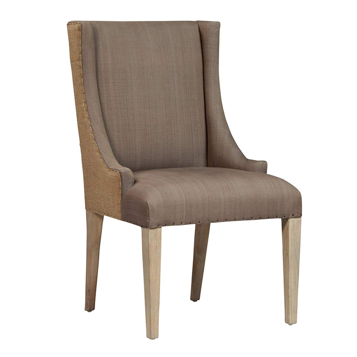 affordable upholstered dining chairs shabby chic table and cheap chair find deals get quotations linen